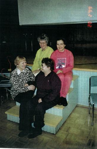 Joogaohjaajat 1972-1999